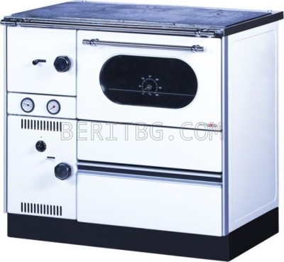 Готварска печка на твърдо гориво ALFA TERM 20