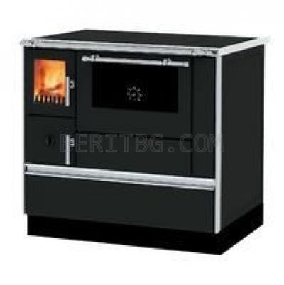 Готварска печка на твърдо гориво DOMINANT 90