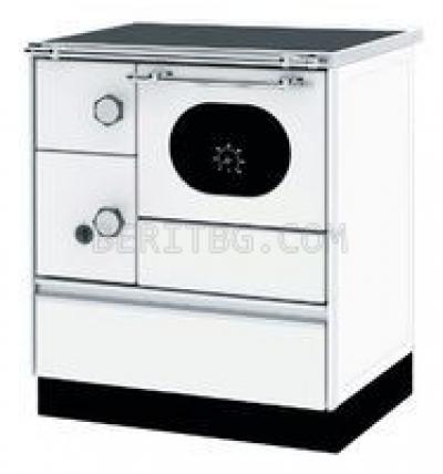 Готварска печка на твърдо гориво ALFA 70F