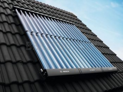 Вакуумно-тръбен колектор Solar 8000 TV с СРС-огледало