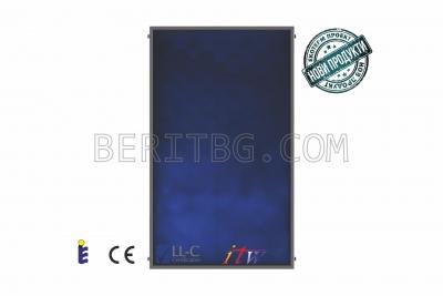 Слънчев колектор Bisolid HP 270, селективен, 2.66 m2, Blue