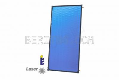 Слънчев колектор Bisolid Marine+, селективен, 2.0 m2, Blue